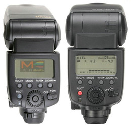 Wholesale Meike MK MK580 E TTL Flash Speedlite for all Canon EOS cameras