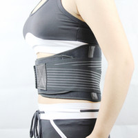 neoprene waist belt - Neoprene Back Lumbar Waist Support Belt Brace Strap Pain Relief Posture Trimmer Lower