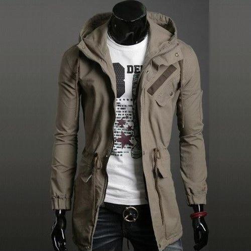 2017 Online Mens Trench Coats Uk Stylish Winter Coats Tops Design
