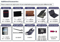 Wholesale This is the link to Pay Extra Fee of the Tablet PC Laptop Accessories shipping fees