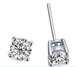 Stock Price For Long Term Partnerhsip Free Shipping Shining Mini Diamond Bead New Fashion Stud Earrings 500pairs lot