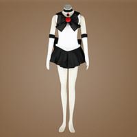 Wholesale Sailor Moon Setsuna Meioh Sailor Pluto Cosplay Costume