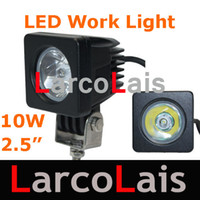 Wholesale 2pcs quot W High Power LED Work Light Lamp Bulb Off Road WD x4 v Truck SUV ATV Spotlight