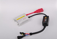 Wholesale AC HID Slim Exnon Replacement Silver white Ballast V W HID