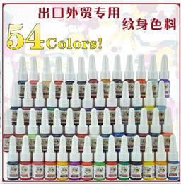 Wholesale Kit Of Colors Tattoo Ink ml Pigment color tattoo pigment