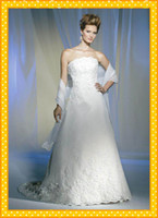 Cheap Reference Images 2015 Wedding Dresses Best Strapless Satin 2015