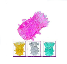 Wholesale Cock Ring Penis Rings Mens Toy Ring Sex Toys Petals Crystal Sets Hot Sex Products Delay Ring