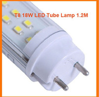 T8 18w SMD 3528 50x High Bright Replace Fluorescent Lamp 1720LM 288 SMD3528 18W 1.2m G13 Led Tube Light White 230V
