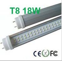 T8 18w SMD 3528 Super bright Replace Fluorescent Lamp 1720LM 288pcs SMD3528 18W 1.2m G13 Led Tube Light White 230V