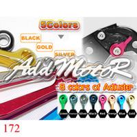 Wholesale Addmotor Brake Clutch Lever For CBR F2 F3 F4 F4i