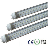 T8 14W SMD 3528 90cm 3 Foot G13 14W Led Tube Fluorescent Lamp 208 SMD3528 Pure White 1300 LM High Power 110V 230V