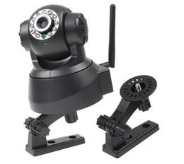 Wholesale IP Cameras UPDATE VERSION Wireless IP Camera WiFi Internet Pan Tilt PTZ Dual Audio Camera Free H692