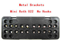 Cheap Metal new dental Best Roth .022 without hooks  without hooks