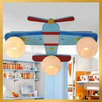 aeroplane lamp - Plane Modern Aeroplane Kid Child Children Bedroom Ceiling Fixture Pendant Lamp Light