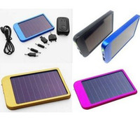 Wholesale universal mobile solar battery mAh
