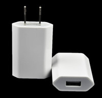 For Apple iPhone home goods - US Plug Home USB AC Power Charger Iphone G S G S IPOD touch Good quality