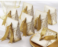 Wholesale GAGA GOLD LIFE paper box wedding gift box packaging box