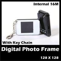 al por mayor álbumes de fotos digitales-1,5 pulgadas marco digital de 8 MB LCD envío de la foto del álbum Visor de imágenes de DHL