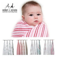 Wholesale Hot Sale New Born Baby Muslin Swaddle Blankets