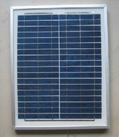 Wholesale 25W V polycrystalline solar panel for V battery outdoor generating system
