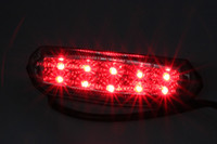 Wholesale LED MotorcycleTail Stop Brake Lights Motorcycle ATV HONDA KTM Harley Dirt Bike Suzuki Sport Quad lig