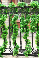 Thanksgiving artificial vines - Artificial Ivy Vine Wedding amp Home Decoration AF244