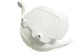 Wholesale NEW STYLE WHITE UNIVERSAL MOTORCYCLE WHITE HAND GUARDS HANDGUARD SHIELDS WR YZ