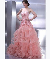 Ball Gown Elegant Pink 34 Sweetheart Floor length Beading Fo...