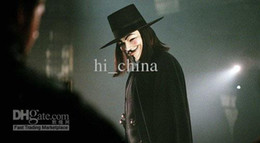Wholesale V Mask Vendetta party mask Halloween Mask Party Face Mask Halloween Mask Super Scary