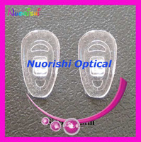 Wholesale Si06 Si10 Si13 Si16 Si18 silicone nose pads glasses nose pads eyewear accessory