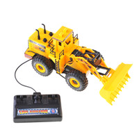 Wholesale Power Machinery cars model By wire construction vehicles Remote control excavator boy toys