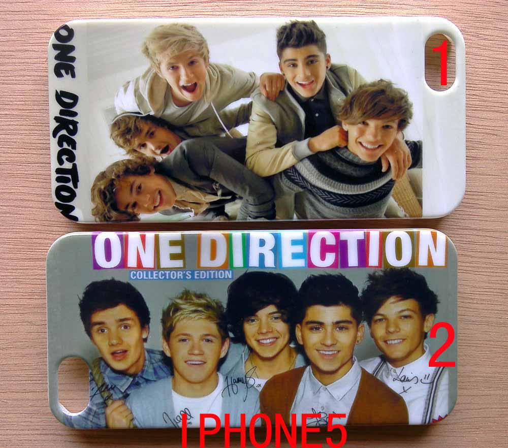 One Phones One Direction 1d Hard Phone