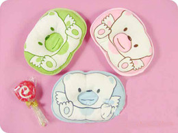 Wholesale Hot Baby Pillow Cotton Pillow for Infant Adjust the Sleeping Posture Infant Pillow Support