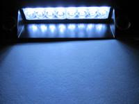 Wholesale High Power White Flash LED Boat Truck Car Vehicle Fog Strobe Light Lamp Emergency lights