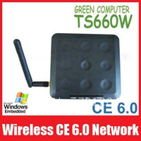 Wholesale Wireless Win CE OS Network Terminal Thin Client Net Computer Computer Sharing TS660W N380W