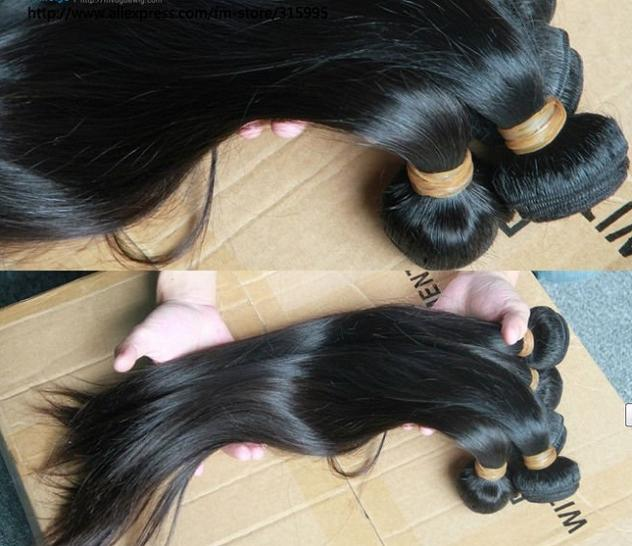 Indian Remy Weave Hair Online 8