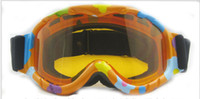 Wholesale Supply new slide ski glasses skating goggles sports snow mirror double ski mirror NO