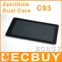 Wholesale Zenithink Tablet PC ZTpad C93 quot Inch Android GB Capacitive Netbook Laptop