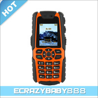 Wholesale Orange quot Land Rover Military S8 Anti Waterproof Dustproof Shockproof Camera FM Ebook Cell Phone