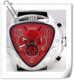 2017 cuero reloj pulsera corazón Jaragar diseñador mujeres de cuero de moda damas pulsera reloj corazón mecánico mujer reloj de pulsera cuero reloj pulsera corazón outlet