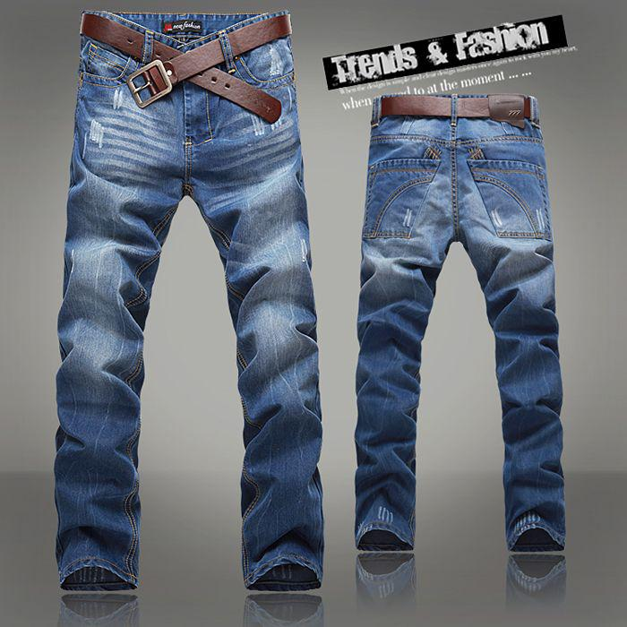 Discount Men's Designer Clothing Online Men Jeans Fashion Clothing
