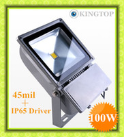 Wholesale 100W LED Floodlight Landscape Lighting LED Outdoor Floodlight v Led Street Lamp