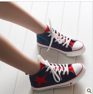 Fashionabl Dress Shoes Women's Flowers Shoes Red Color Dress Shoes