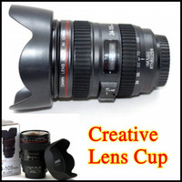 Wholesale 20PCS christmas gift lowest price lens cup coffee cups mug travel mug C3