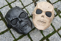 Wholesale Battlefield planes skull mask CS masks zombie full face protection