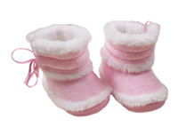 Unisex baby select boy - most popular baby Snow boots Boys and girls warm boots Pink and blue may selected