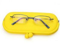 Wholesale SG022 DHL free Muti Function Jelly Rubber Pouch POCHI Silicone Makeup Cosmetic Cover Glasses Bag