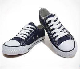 Wholesale Zapatos de lona de los hombres de las mujeres de la zapatilla de deporte de los zapatos de lona de la mandíbula de Brown colores Envío libre de calidad superior
