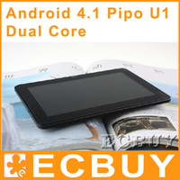 tablet jelly bean - Pipo U1 Bluetooth Tablets PC Android Inch Dual Core pipo tablet Jelly Bean Flash HDMI