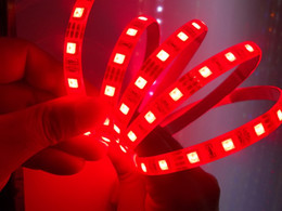 Best-top-kind 5years warranty,red Top brightness 5M 5050 300led LED strip strips,None- waterpoof,DHL SHIPPING.